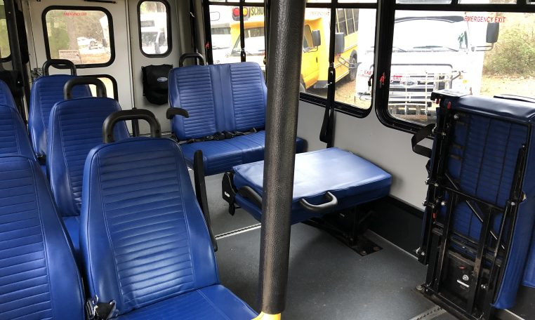 Used Shuttle Bus