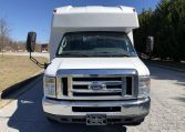Used shuttle bus for sale no wheelchair
